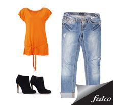 El color naranja se nos ve bien a todas, lo importante es saber cómo aplicarlo.  #Outfit #DiegoDallaPalma #Makeup #Fedco http://tienda.fedco.com.co/Catalogo/marcas/busqueda/Diego%20Dalla%20Palma