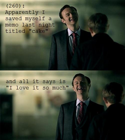 The BBC Sherlock Mini Series is hilarious!