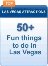 50 things to do in las vegas