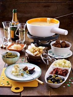 Schweizer Traditionsküche: Käsefondue Rezept
