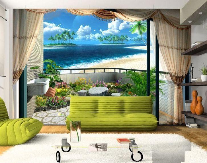Die besten 25+ Mediterrane wandaufkleber Ideen auf Pinterest - fototapete f r badezimmer
