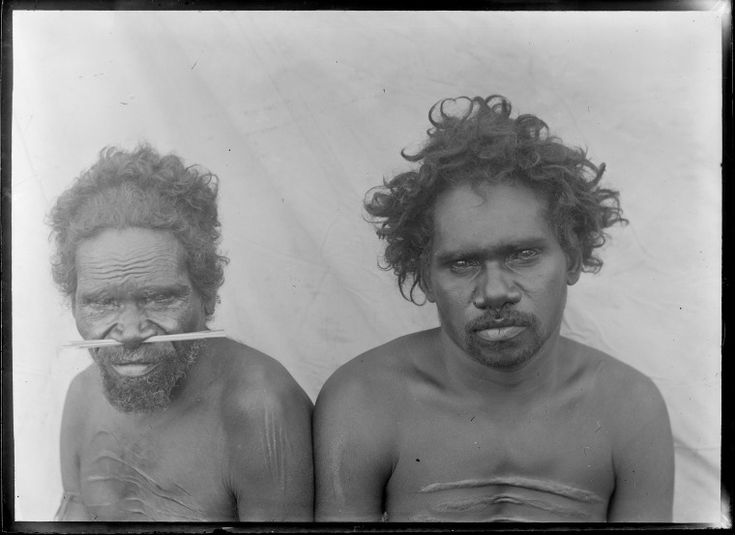 230811PD: Portrait of two Aboriginal men, possibly from Derby, ca. 1898. https://encore.slwa.wa.gov.au/iii/encore/record/C__Rb3769086