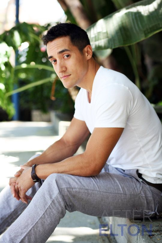 "Interview: ""Teen Wolf""'s Danny: Keahu Kahuanui"