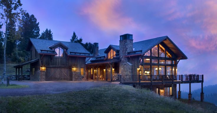 Mccoy Ranch Colorado Luxury Mountain Homes Pinterest Home Renovation And Log