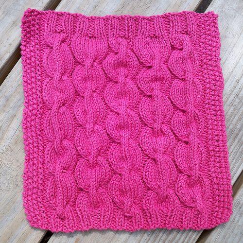 Knit Dishcloth Pattern Ravelry : Ravelry: Train Wheels Dishcloth pattern by Sara H. Baldwin Knitted Dishclot...
