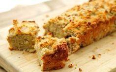 Banaan kokos cake – gezonde snack
