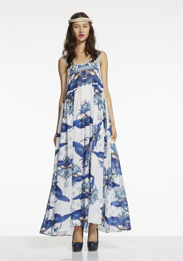 Orpheus Maxi Dress by Alice McCALL