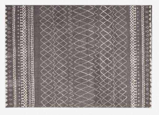 MONOQI | 170x120 Tassala Rug - Grey