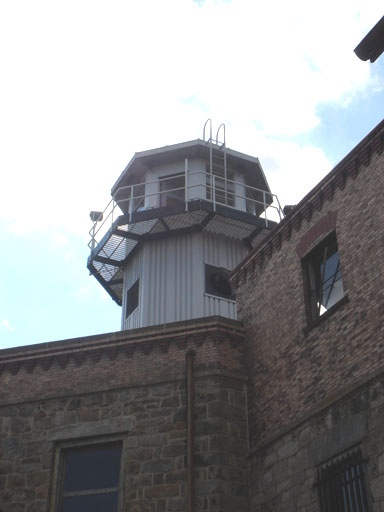 Eastern State Penitentiary guard tower