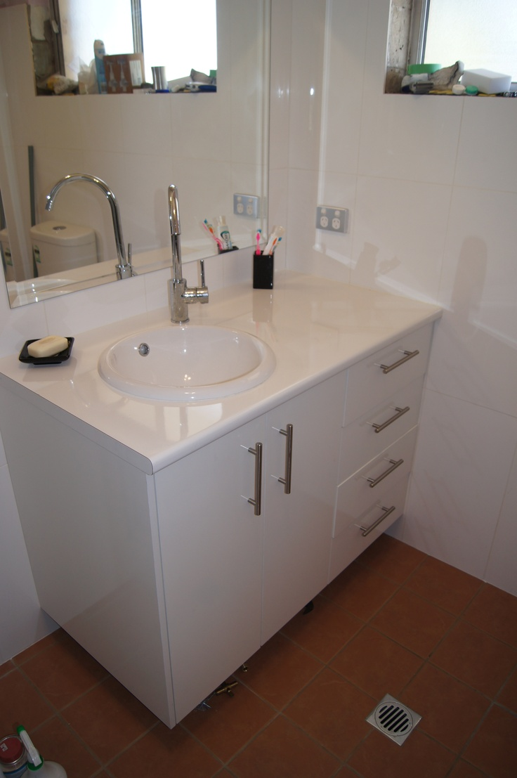 Kitchen Concepts Dubbo - Vanity unit