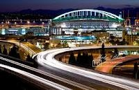 Home of the Seattle Seahawks - CenturyLink Field.