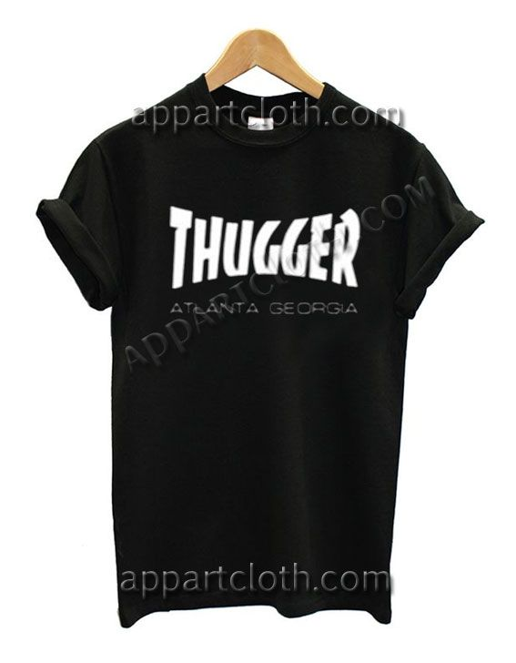 Young Thug x thrasher T Shirt – Adult Unisex Size S-2XL