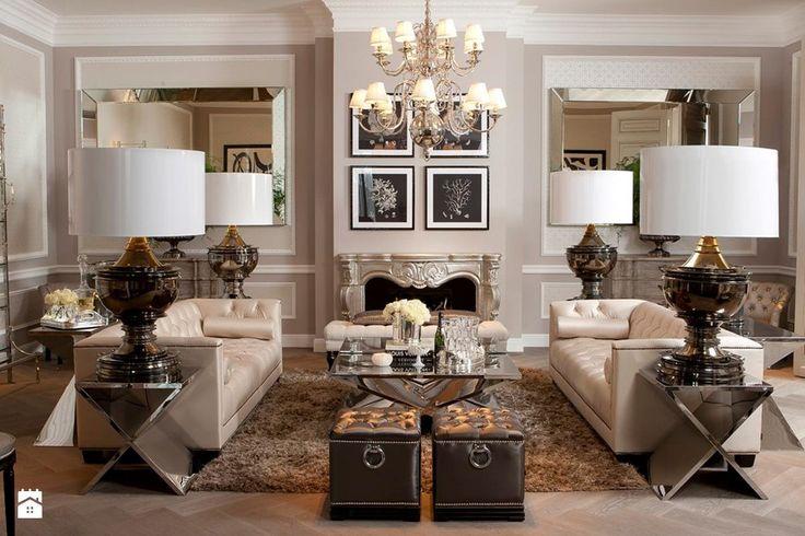 Średni salon - zdjęcie od Archidzielo