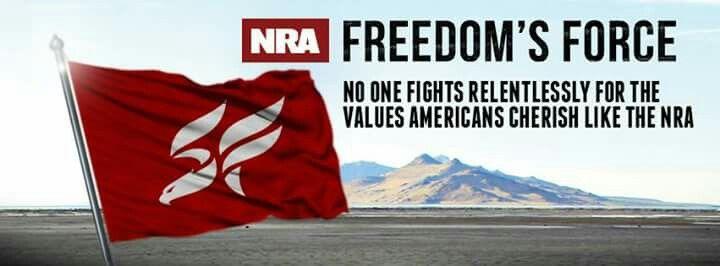 NRA ILA Frontlines. Facebook 9- 5-2017.