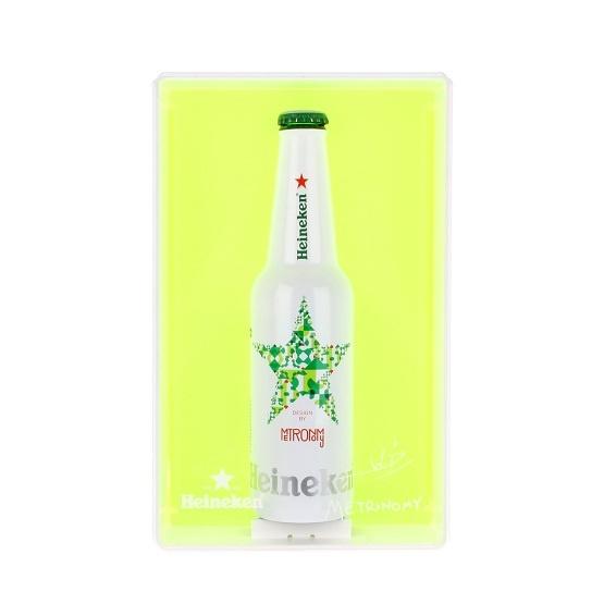 Heineken x Metronomy Edition limitée