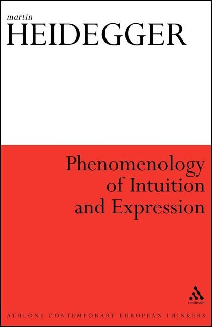 Phenomenology of Intuition and Expression is a crucial text for understanding the early development of Heidegger's thought. This lecture course was presented in the summer semester of 1920 at the University of Freiburg. At the center of this course is Heidegger's elaboration of the meaning and function of the phenomenological destruction. In no other work by Heidegger do we find as comprehensive a treatment of the theme of destruction as in this lecture course. Culminating in a destruction…