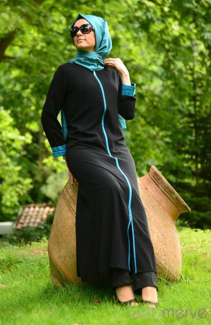KAIZA Ferace 1007-01 Siyah