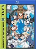Strike Witches: The Complete Second Season [4 Discs] [S.A.V.E.] [Blu-ray]
