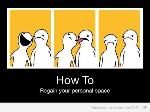 personal space: Work, Spaces, Personalspace, Personal Space, Funny Stuff, Funnies, Humor