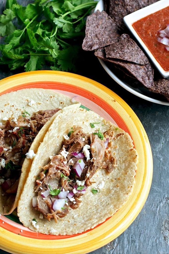 How To Make Taco Recipe : Braised Pork Tacos