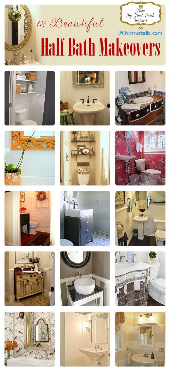 Bathroom Makeovers on a Budget.!! ( With Full Tutorials, Tips, Ideas ...