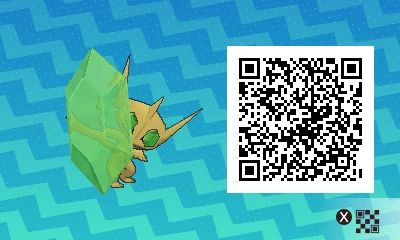 Shiny Sabeleye! Pokemon Sun / Moon QR Codes - Imgur