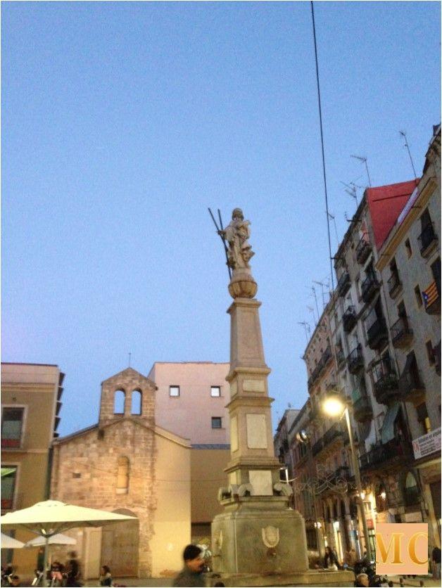 Capella de Sant Llàtzer  http://unmundocultura.blogspot.com.es/2014/11/de-paseo-por-barcelona-capella-de-sant.html