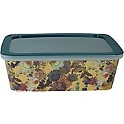 Shop Staples® for Cynthia Rowley Small Plastic Storage Box, Gilded Floral. Enjoy everyday low prices and get everything you need for a home office or business.