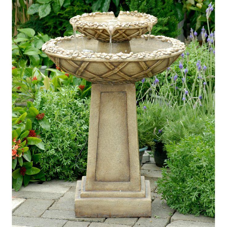 Best 25 Contemporary bird baths ideas on Pinterest Garden