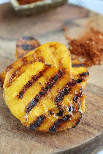 Grilled Mango with Balsamic Glaze | Get cookin' - Recipes to Try | Pi ...