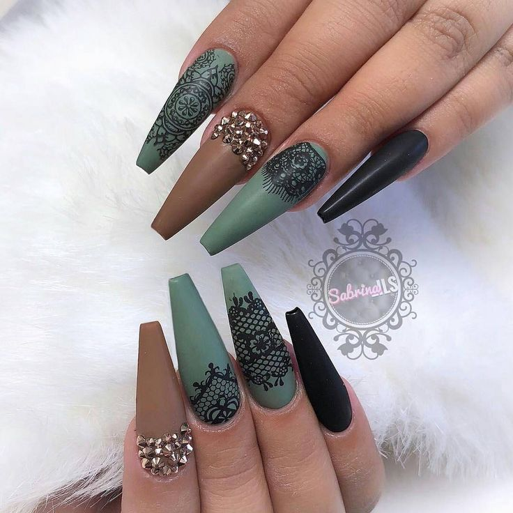 """3,015 Likes, 9 Comments - Ugly Duckling Nails Inc. (@uglyducklingnails) on Instagram: """"Beautiful nails by @vincentnails finished with Ugly Duckling award winning Matte Topcoat ✨Ugly…"""""""