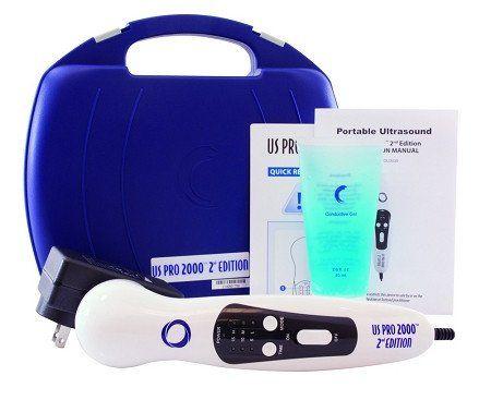 Ultrasonido Portátil terapeutico UsPro 2000 profesional