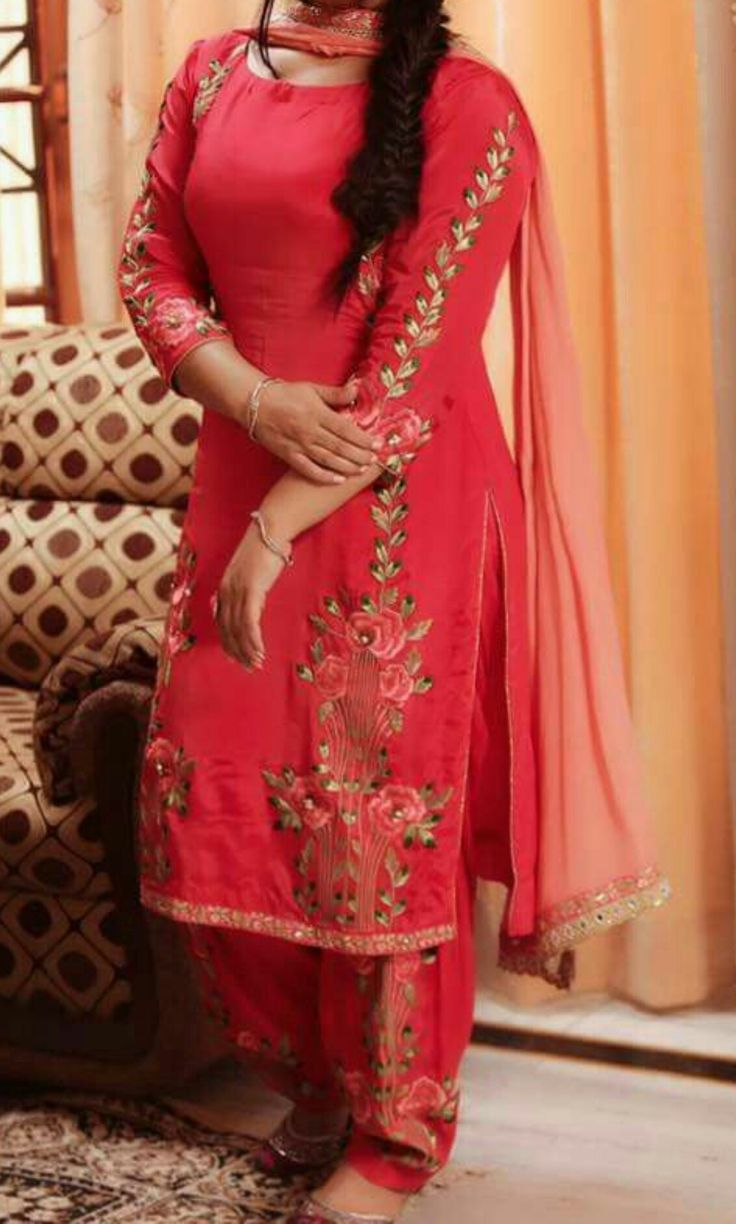 Top 25 Ideas About Punjabi Boutique Suit On Pinterest Suits Patiala And In India