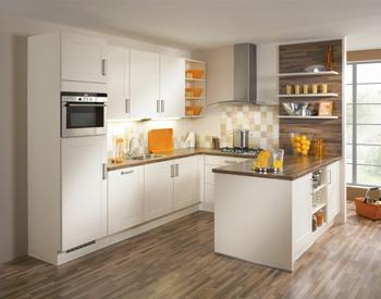 u-vorm keuken