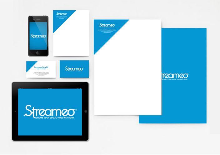 Branding for Streameo
