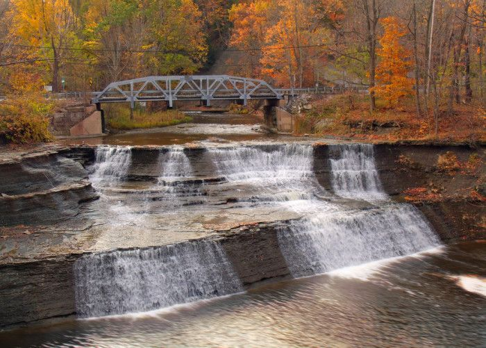 16 Breathtaking Waterfalls Are Hiding Right Here In Ohio