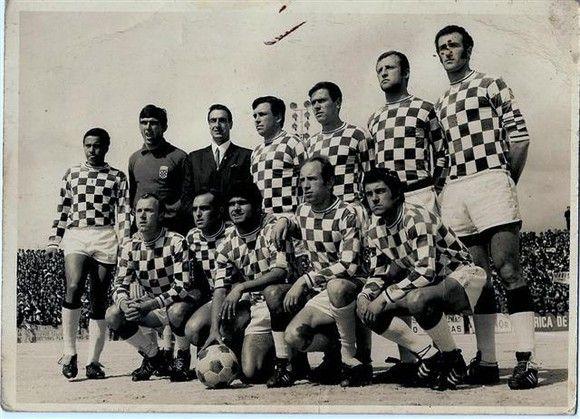EQUIPA BOAVISTA FC ( ÉPOCA 69/70 )