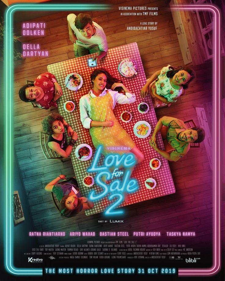 Pin oleh Ejha Rawk di Poster film Indonesia Jatuh cinta