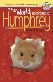 A 2014-15 Oregon Battle of the Books title. (How many of you have classroom pets, like Humphrey?)