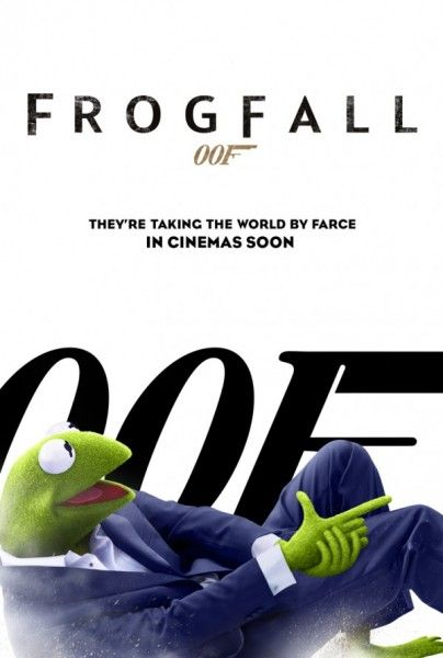 muppets most wanted poster parody skyfall