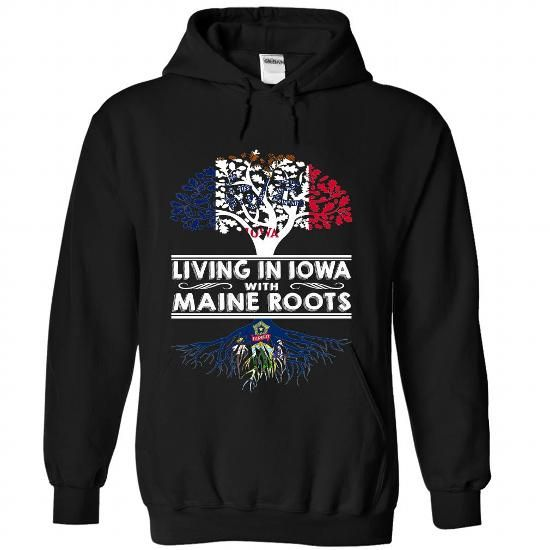 Living in Iowa with Maine Roots