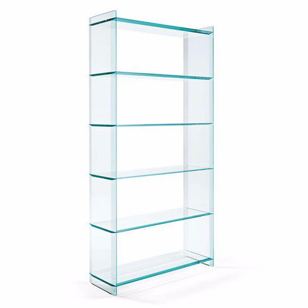 Quiller Bookcase - design Uto Balmoral - Tonelli