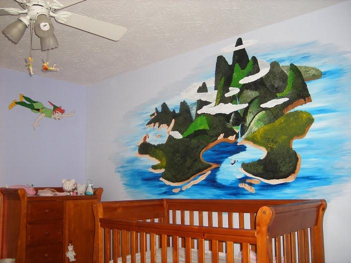 Wall Mural: Peter Pan Part 40