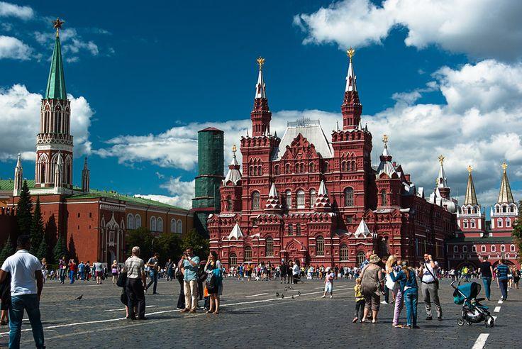 Roter Platz Moskau - Digitalfotograf.com Fotoforum