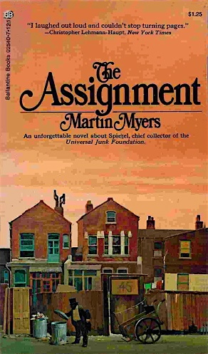 The Assignment - paperback cover