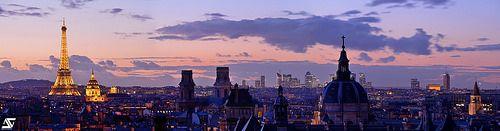Paris Skyline | Flickr - Photo Sharing!