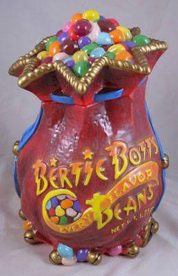 Harry Potter cookie jar