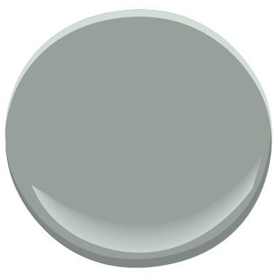... darker gray with blue undertones, a Candice Olson designer color pick