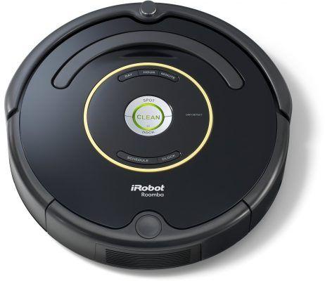 Robot aspirador programable Roomba 650 por solo 299 €  Os traemos el robot aspirador mas famoso del mundo. La marca iRobot es la pionera en la fabricación de robots aspiradores inteligentes. Los modelos Roomba son los mas famosos del mundo.   #650 #chollo #irobot #oferta #robot #roomba