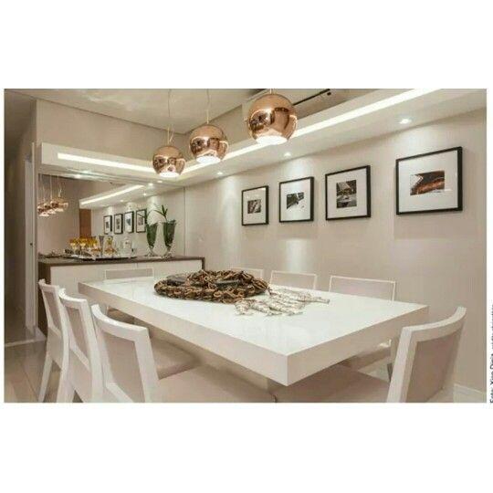 Sala de jantar por Cristina Ávila Camerino